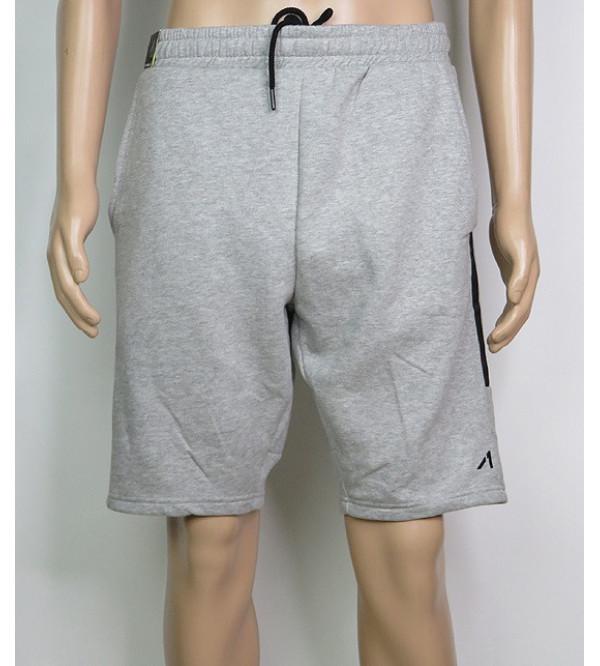 Mens Knit Fleece Shorts