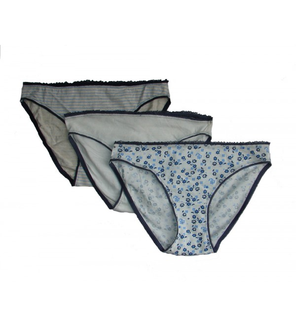 Ladies Briefs 3 pcs Kimbal packed