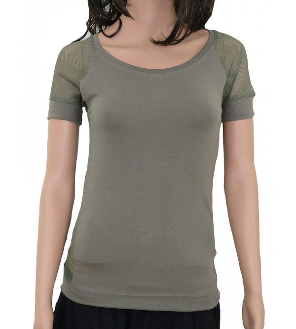 Ladies Stretch Fancy Tops