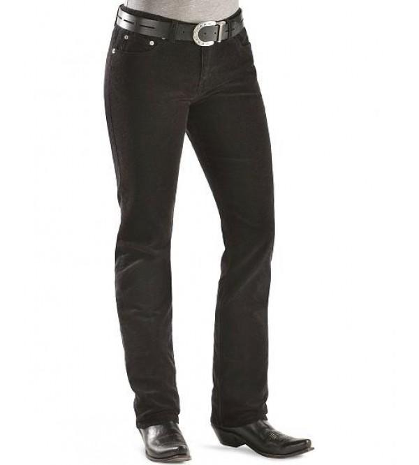 Ladies Stretch Corduroy Skinny Pants