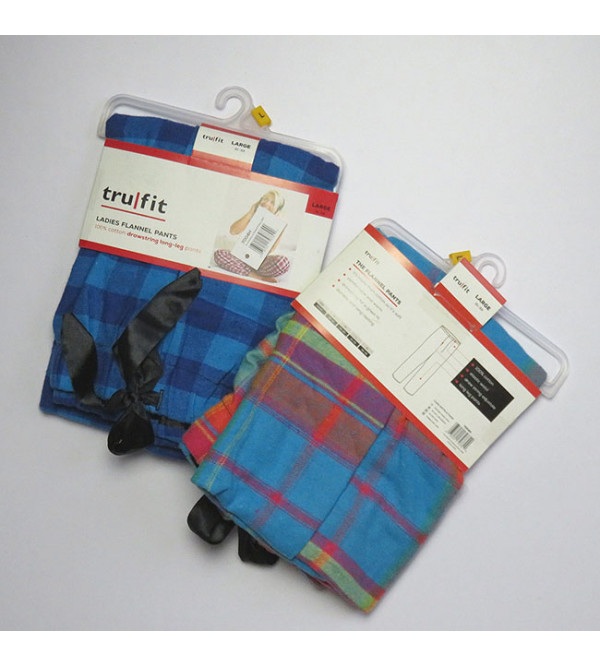 Ladies Flannel Night Pant