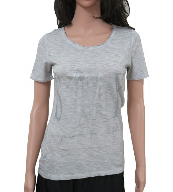 Ladies CPD Washed T Shirt