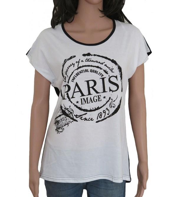 Ladies printed Fancy T Shirts