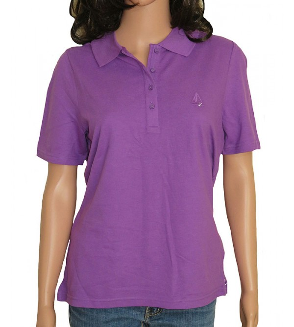 Ladies Short Sleeve Polo
