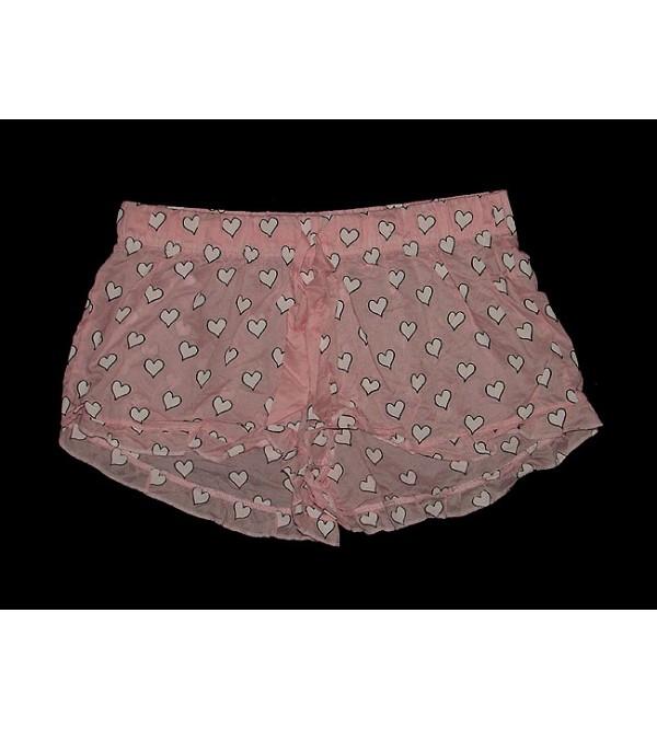 Ladies Printed Woven Shorts