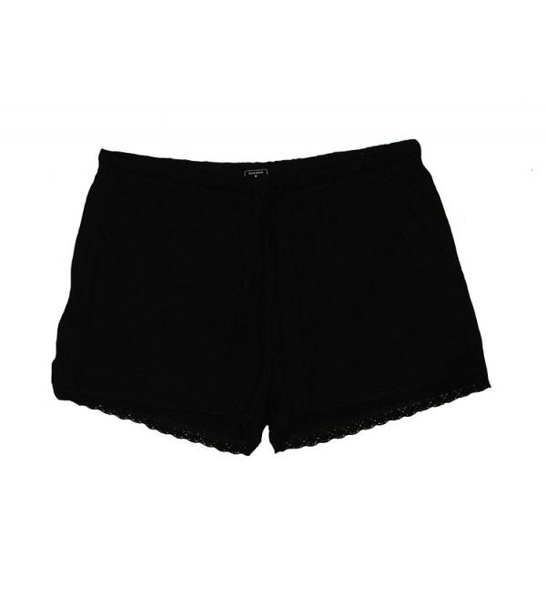 Ladies Printed Knit Shorts