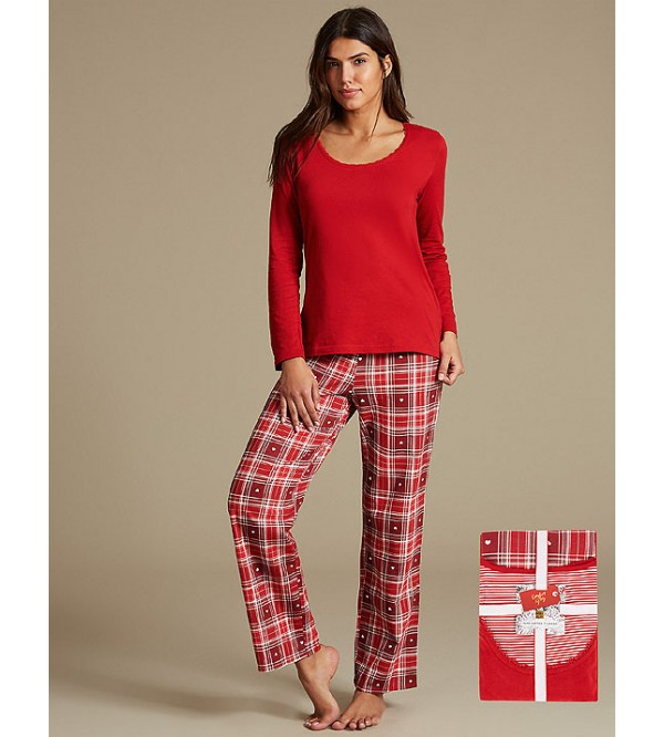 Ladies Printed Nightwear Sets