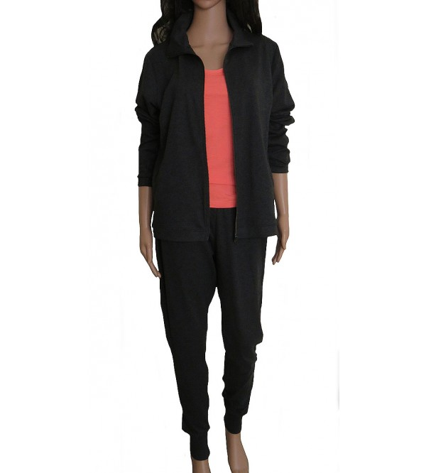 Ladies French Terry Winter Jogger Sets