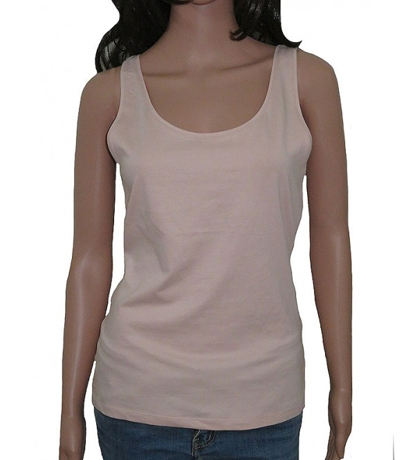 Ladies Stretch Sleeveless T shirt