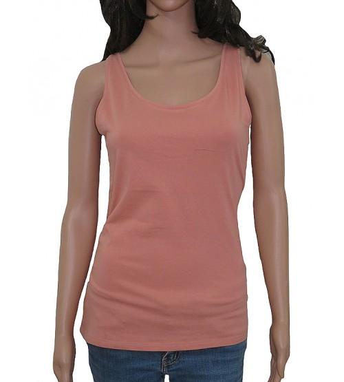Ladies Stretch Sleeveless T shirt