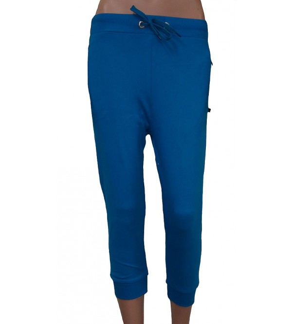 Ladies Active Jogger Capris