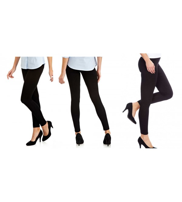 Ladies Stretch Ankle Legging