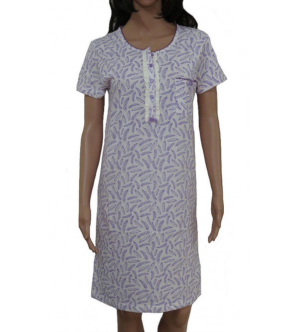 Ladies Printed Short Nighty