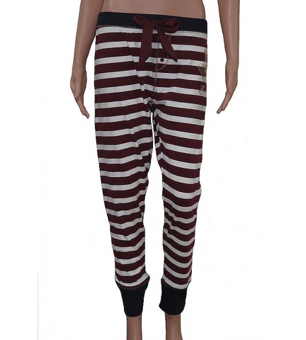 Harry Potter Ladies Striped Stretch Night Pant