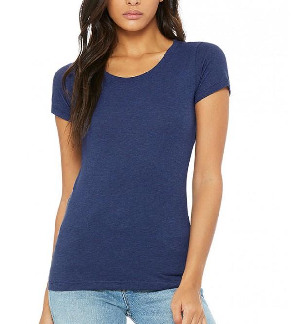Ladies Viscose Short Sleeve  T Shirt