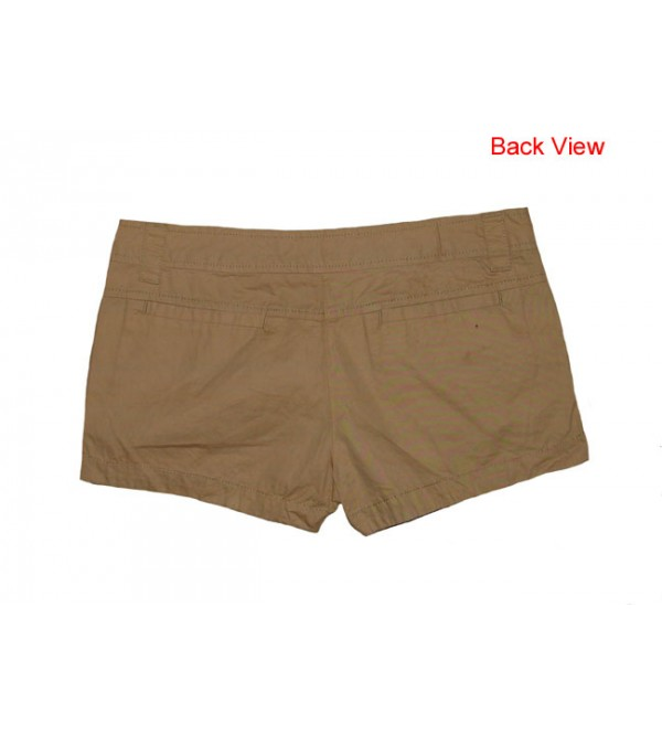 Ladies Casual Woven Shorts
