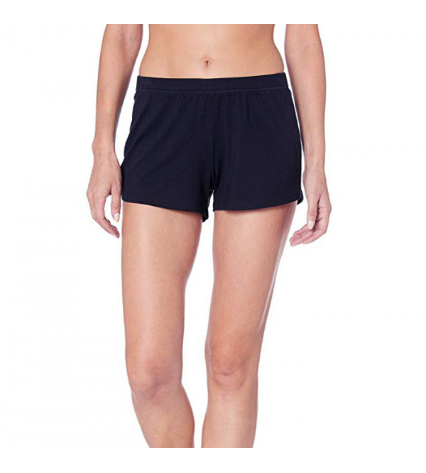 Ladies Lounge Wear Knit Shorts