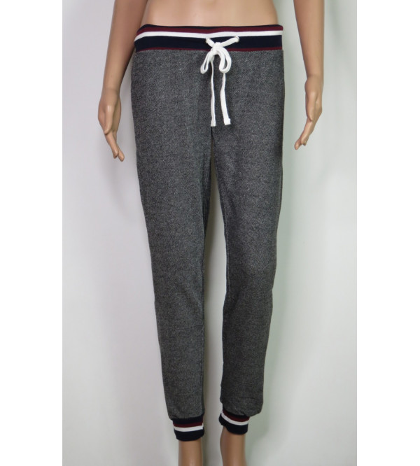 Ladies Junior French Terry Joggers