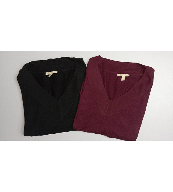 ESPRIT Ladies V Neck Knit Sweaters