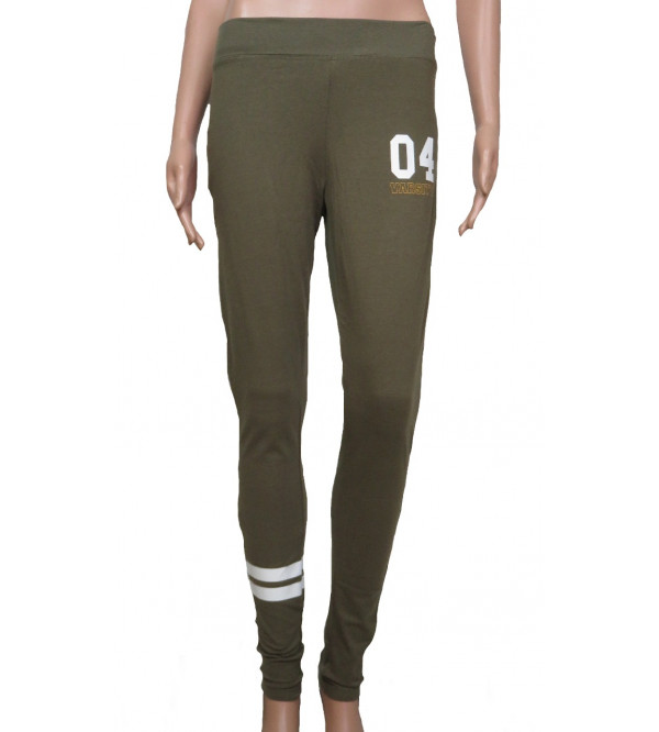 Ladies Stretch Active Wear Legging