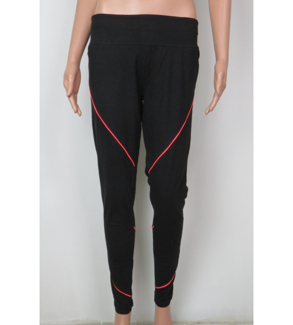 Ladies Gym Fit Stretch Ankle Legging