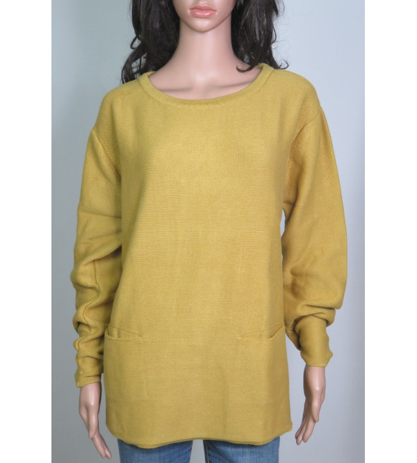 Ladies Pullover Knit Sweaters