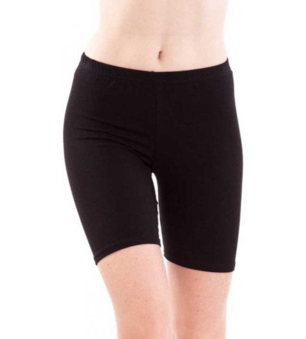 Ladies Stretch Cycling Shorts
