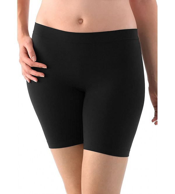 Ladies Stretch Hot Shorts