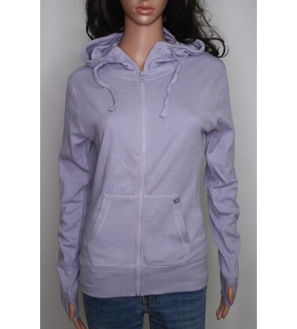 Ladies Interlock Fullzipper Sweatshirt