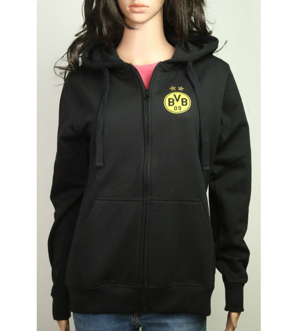 Ladies Fleece Fullzipper Sweatshirt