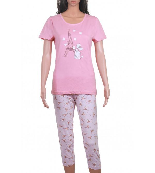 Ladies Nightwear Capri Sets