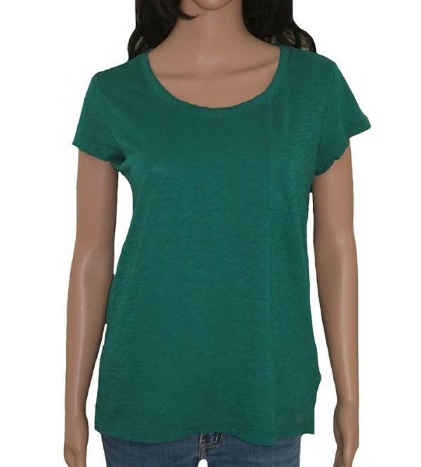 Nice Old Navy Slate Grey Cotton Slub V-Neck Tshirt Knit Top 1X 2X 14 M L XL XXL
