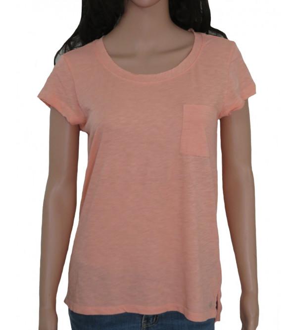 Ladies Short Sleeve Printed T Shirts