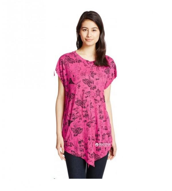 DIESEL Ladies Printed Viscose T Shirts