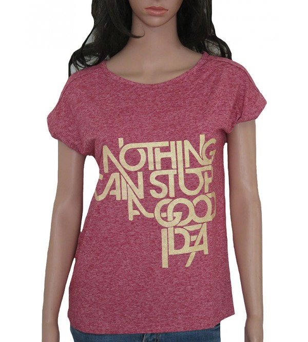Ladies Graphic Printed T Shirts