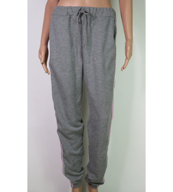 Ladies Polyester Active Track Pant