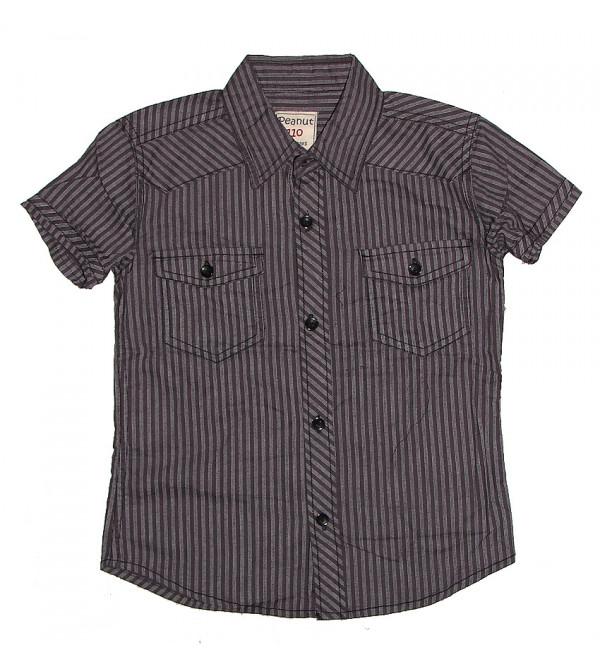 Boys Fancy Woven Shirt