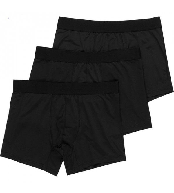 Mens Stretch Boxer Trunks (3 pcs pack)