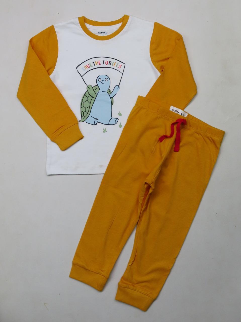 Baby Boys Printed Pyjama Sets