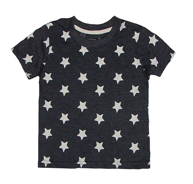 Star Print Baby Boys T Shirt