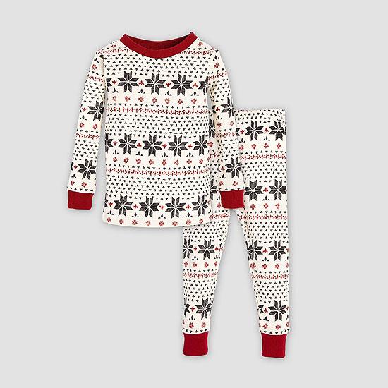 Snug Fit Pyjama Set