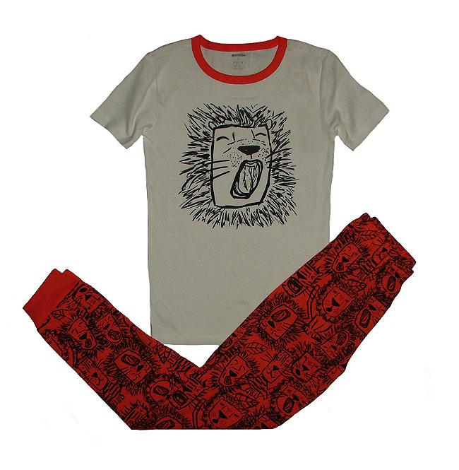 Boys Printed Pyjama Set (Hanger Pack)
