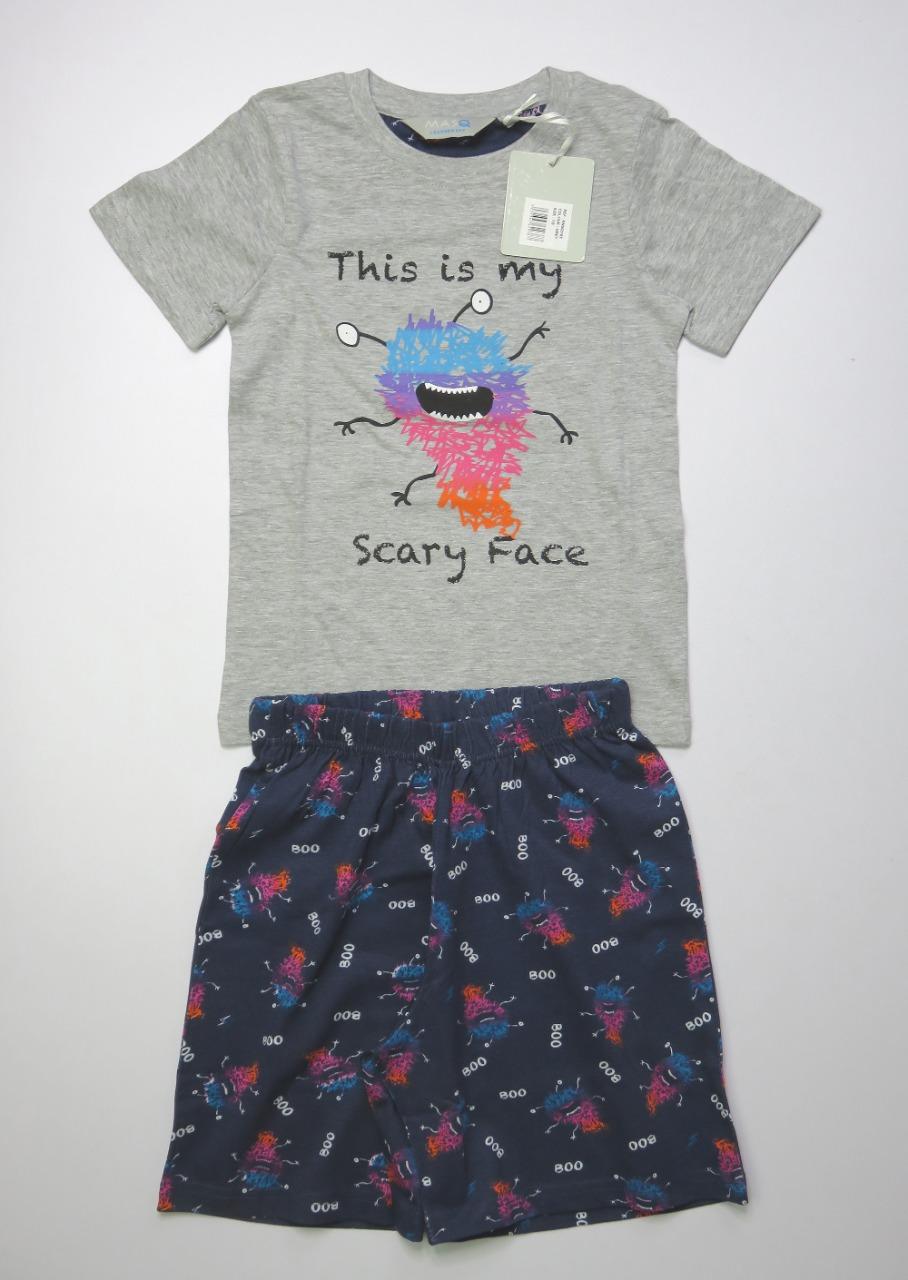 Kids Printed Shorty Pyjama Sets (Boys n Girls)