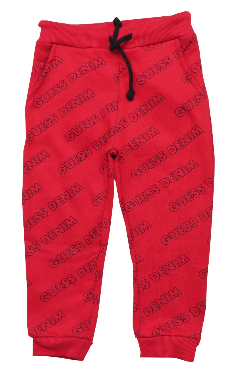 Guess Boys French Terry Knit Jogger
