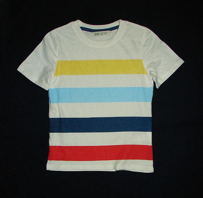 H&M Boys Printed T Shirts