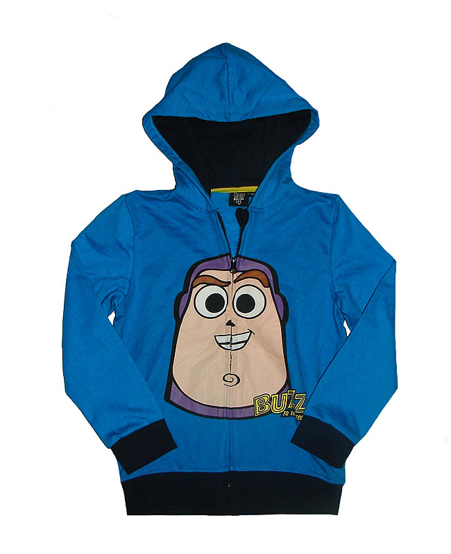 Toys Story Boys Full zipper Sweatshirt