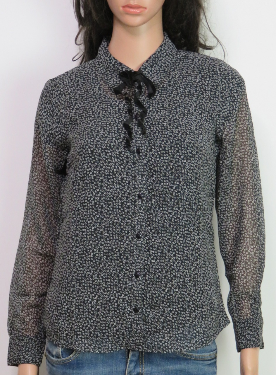 Ladies Polyester Woven Shirt