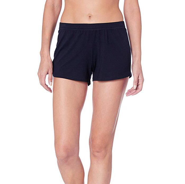 Ladies Night Wear Knit Shorts