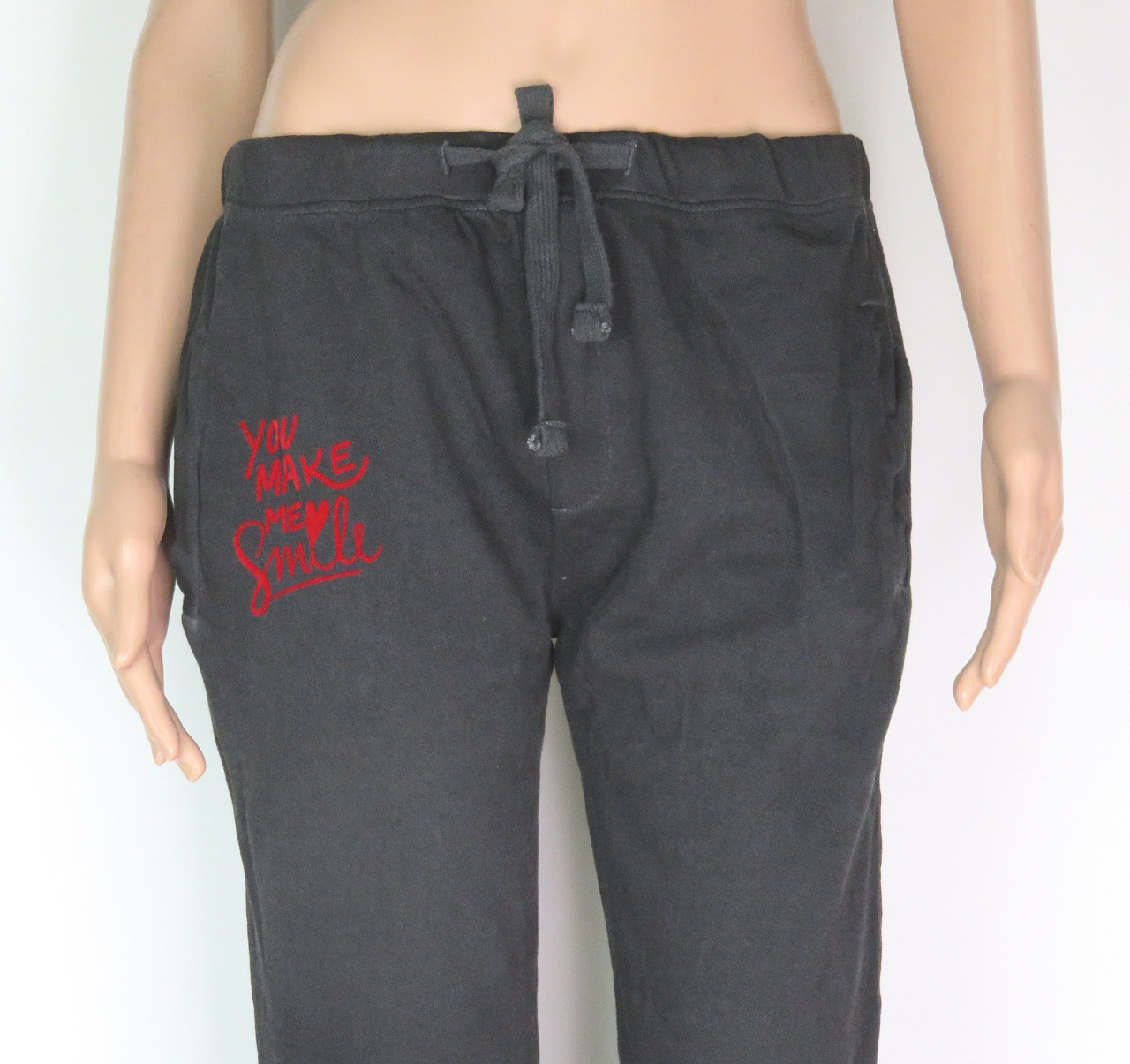 Ladies Washed  Joggers